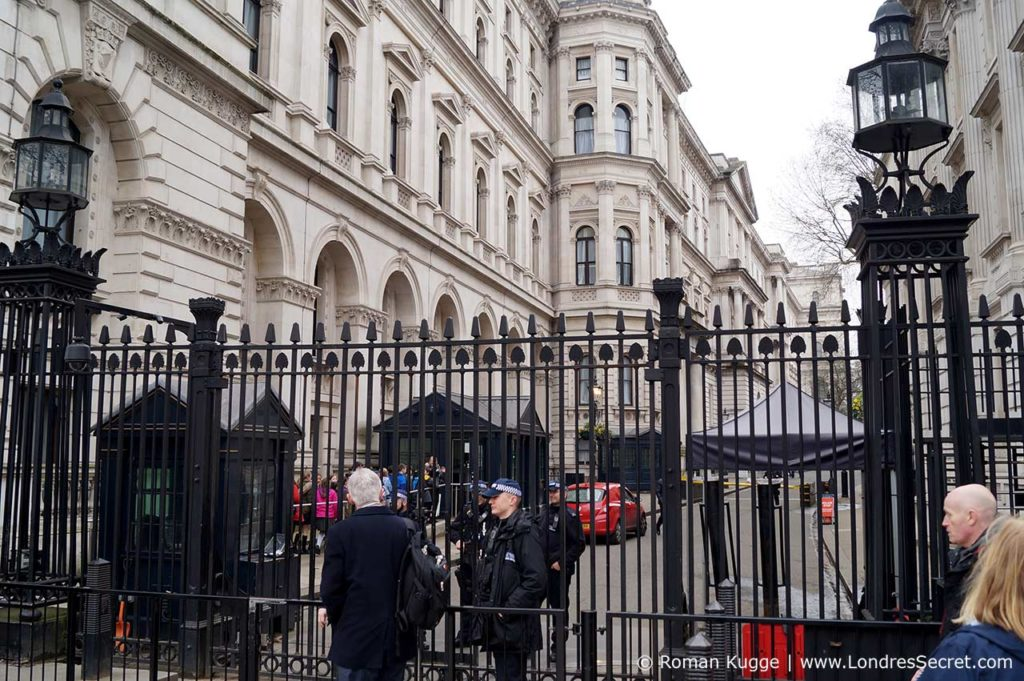 Visiter 10 Downing Street Londres