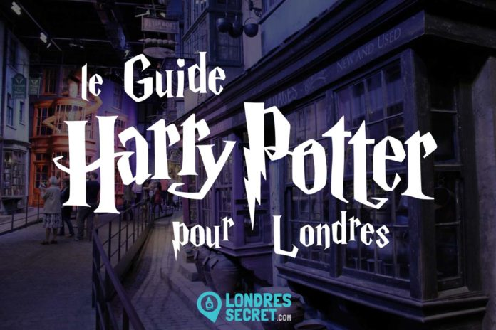 Guide Harry Potter Londres