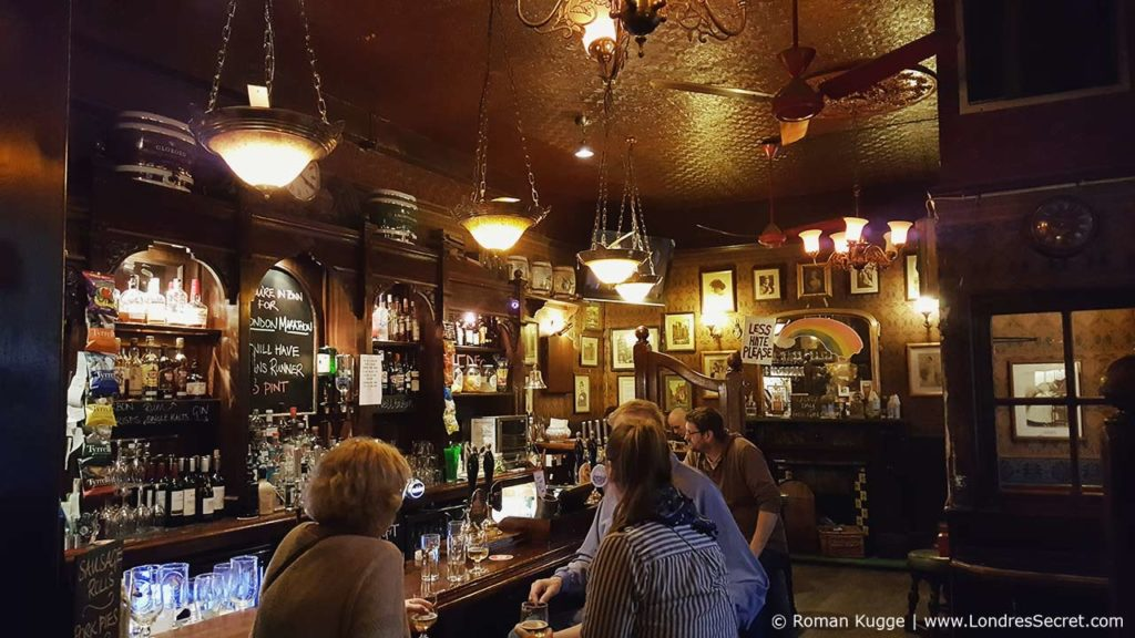 Pub Londres Nell Gwynne Tavern