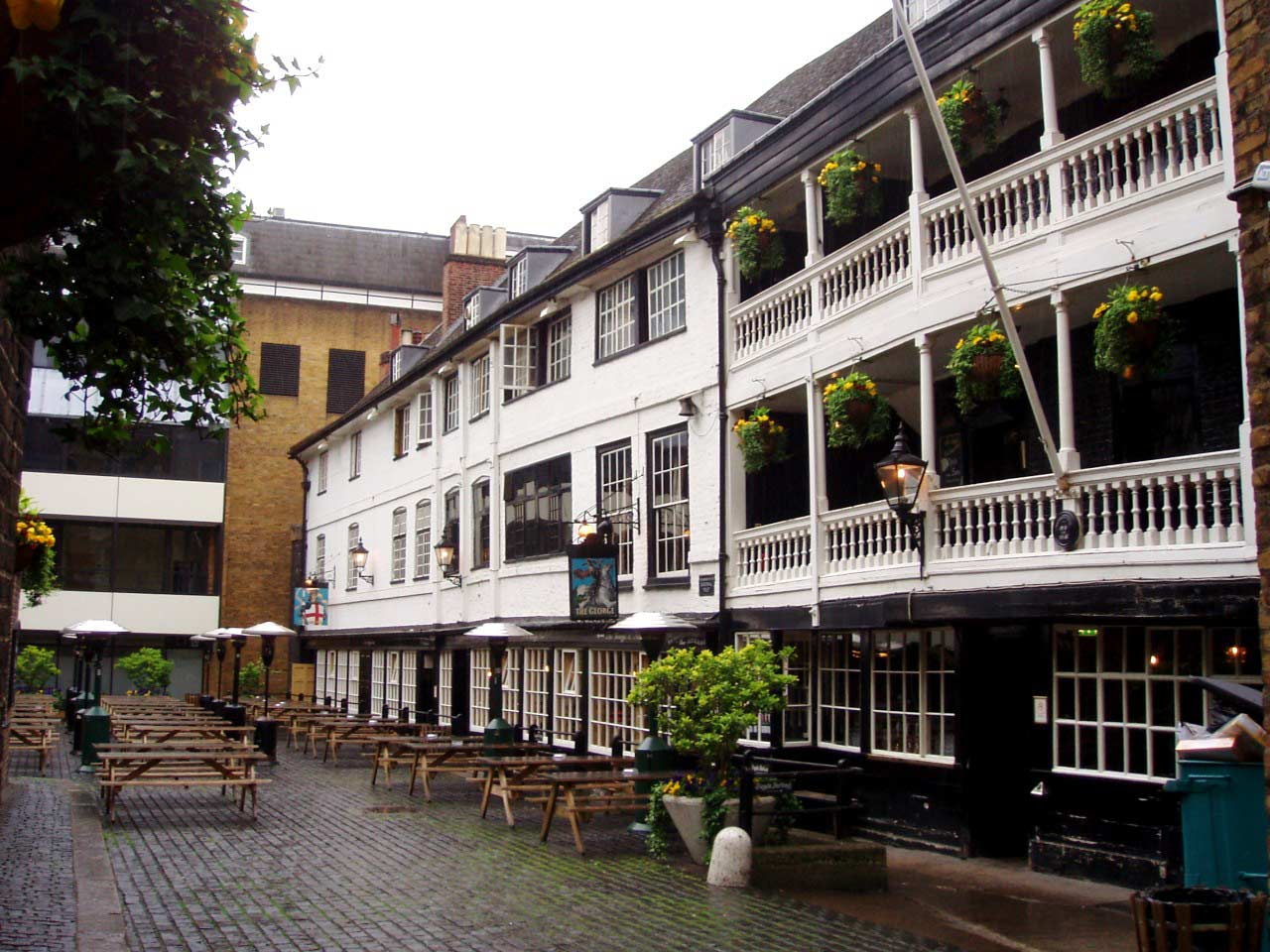 The George Inn Pub Londres