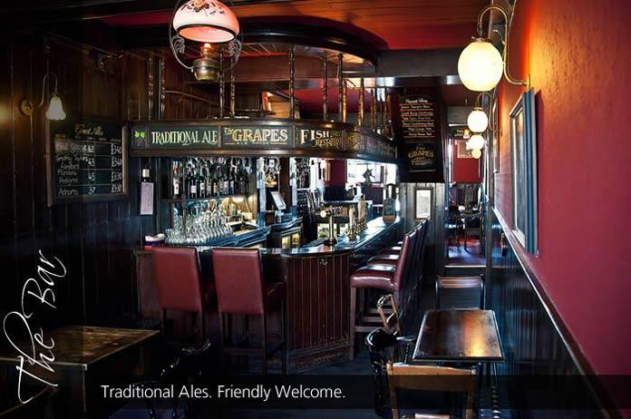 The Grapes Pub Londres