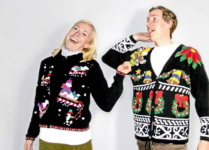 Christmas Jumper, le pull de Noel anglais