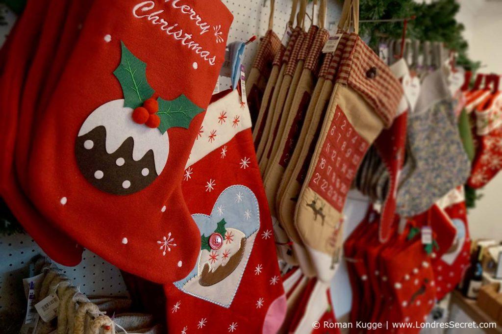 Christmas Stockings, les chaussettes de Noël