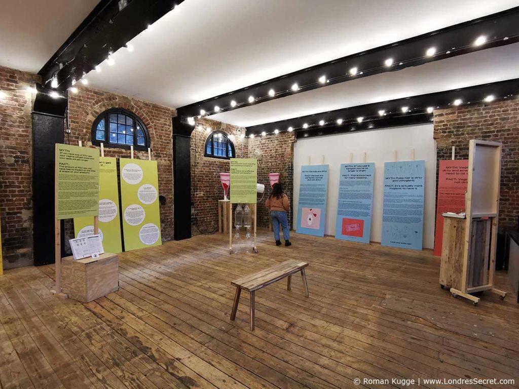 Musée du Vagin Londres