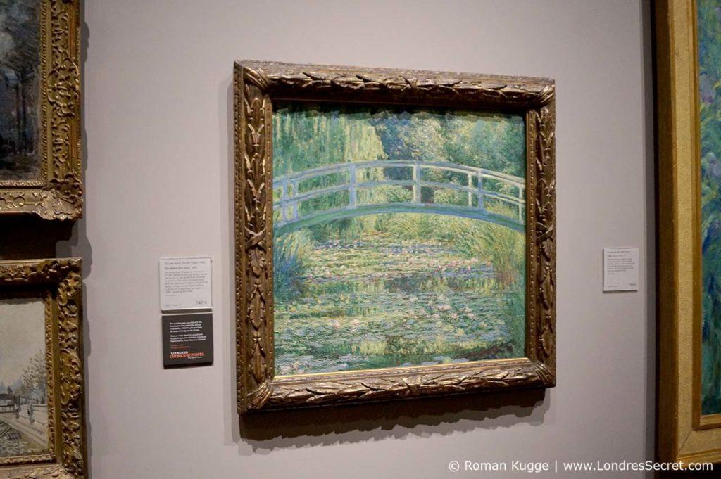 National Gallery à Londres Monet