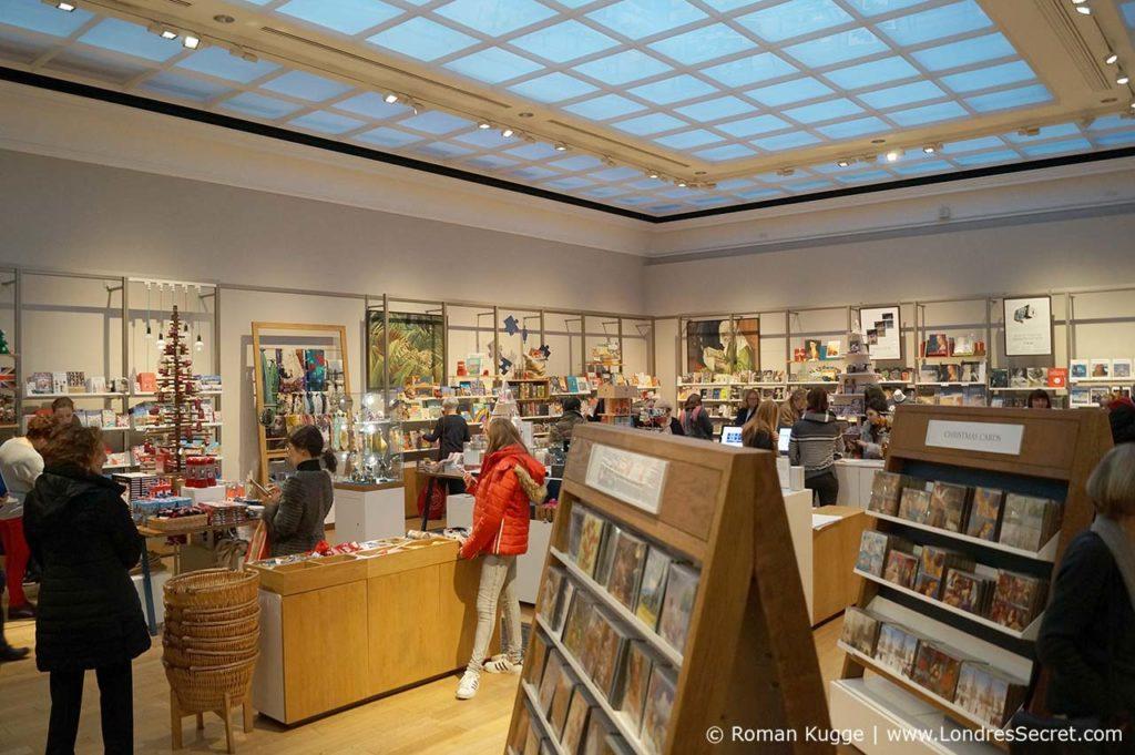 National Gallery à Londres Boutique de Souvenirs