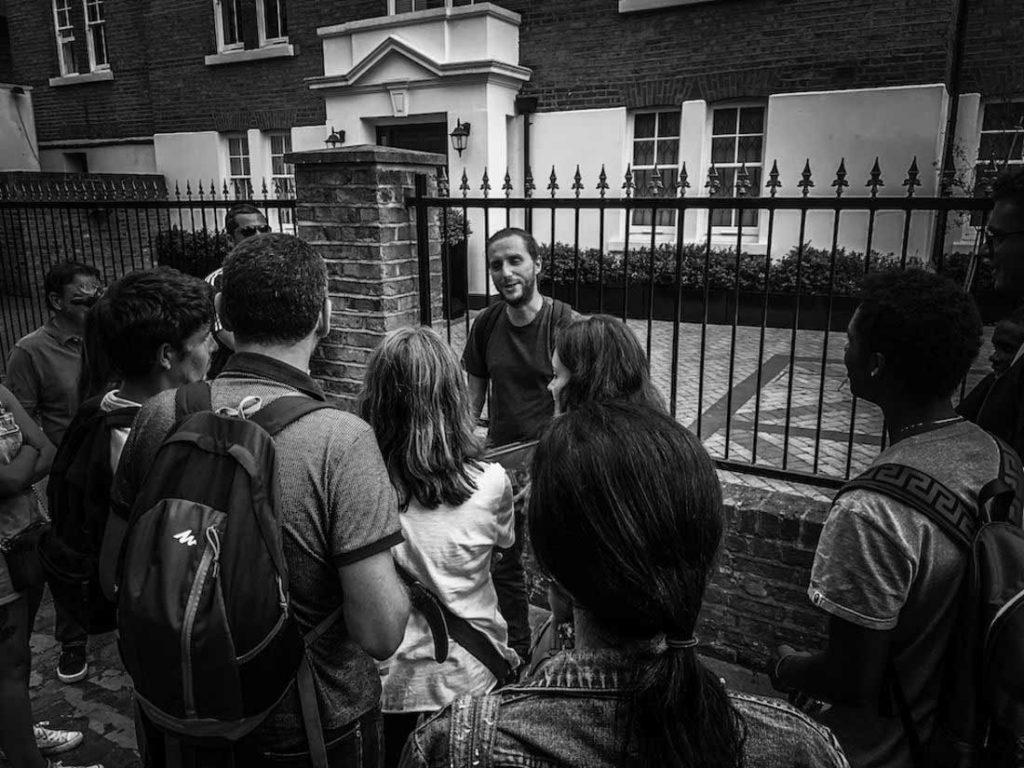 Visite City de Londres Contes et Legendes