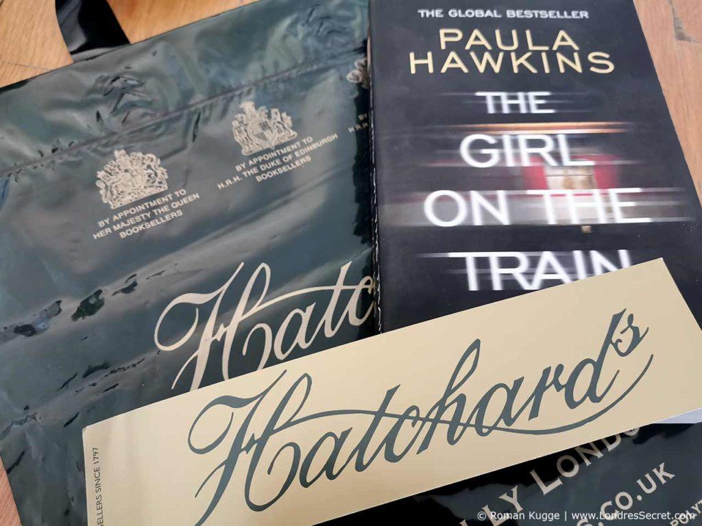 Librairie Hatchards Londres