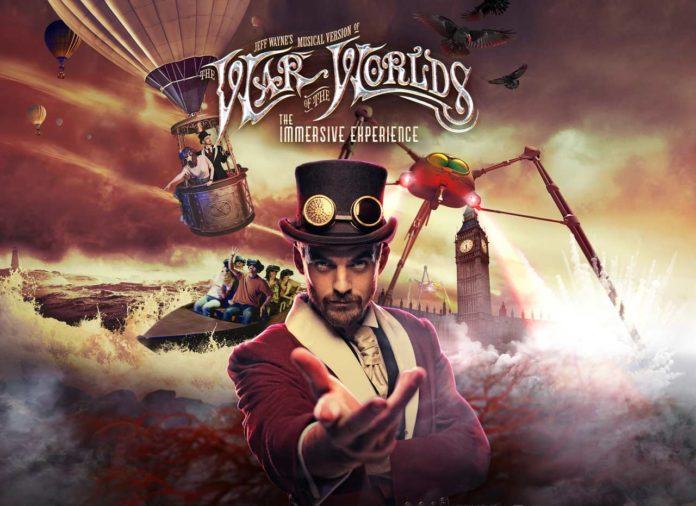War of the Worlds The Immersive Experience Londres